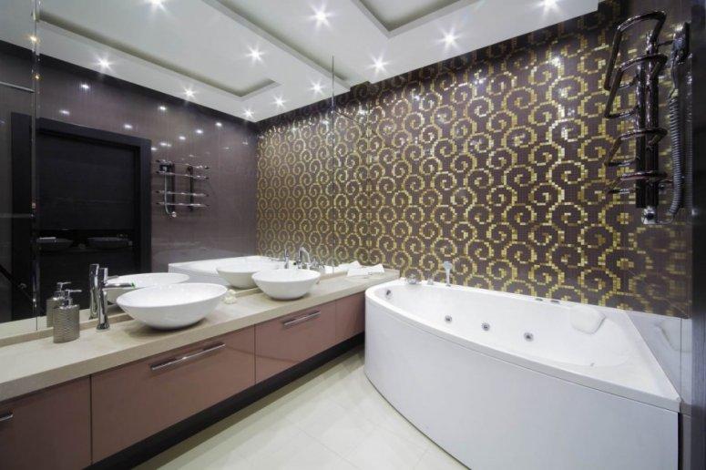 Ремонт ванной — подбор оптимального дизайна и выполнение работ своими руками