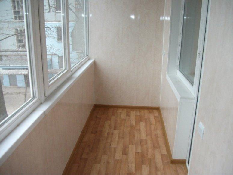 Балкон в квартире — варианты стильно и практичного дизайна.