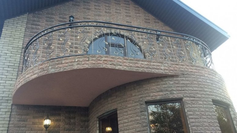 Французский балкон — современные идей дизайна и планировки