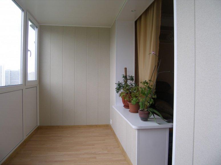 Отделка балкона — фото лучших вариантов внутренних работ.