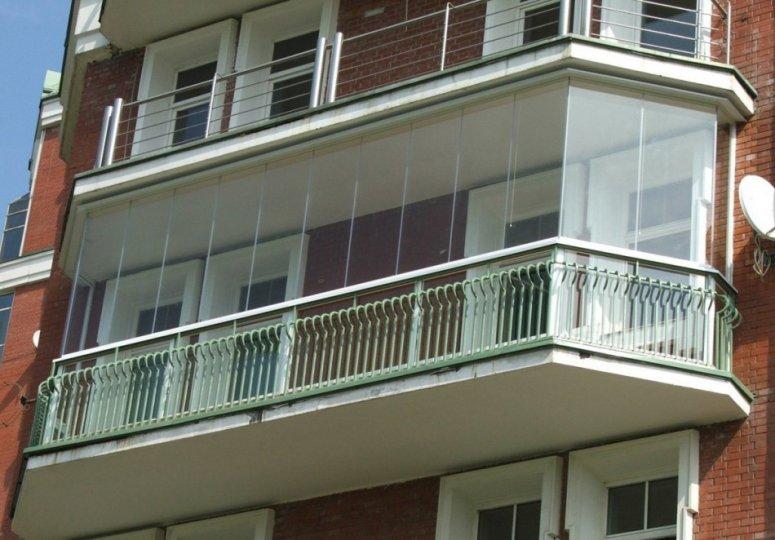 Красивые балконы — фото уютного и практичного дизайна.