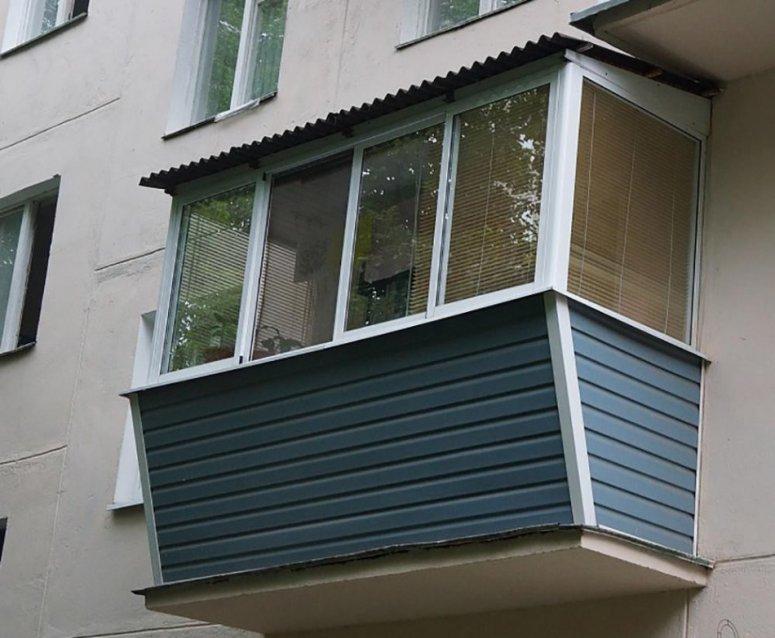 Балкон в хрущевке — интересные идеи планировки и дизайна.