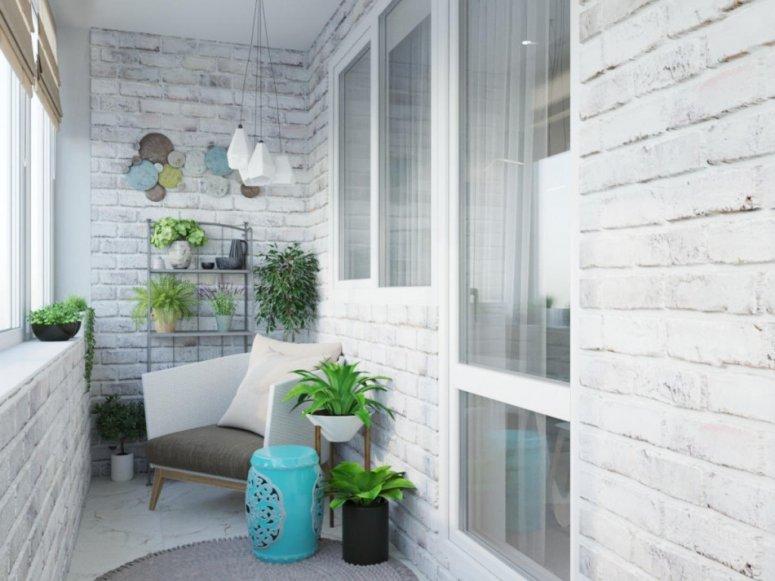 Дизайн балкона 4 кв. м. — красивые варианты отделки и лучшие идеи расстановки мебели