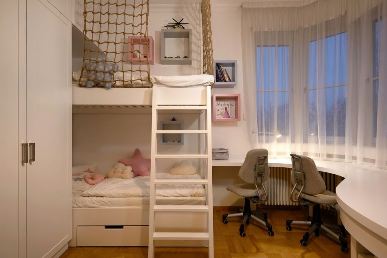 Дизайн детской комнаты 15 кв. м. — примеры эксклюзивного и яркого дизайна для ребенка.
