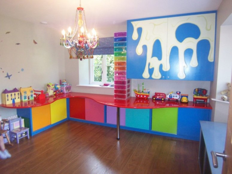 Ремонт детской комнаты — яркие идеи оформления интерьеров для детей!