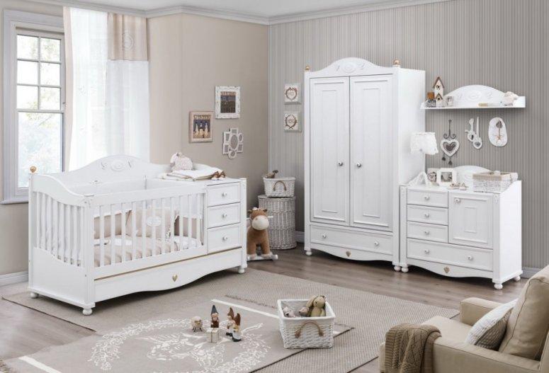 Дизайн-проект детской комнаты — фото новинок стильного и уютного дизайна в комнате для ребенка