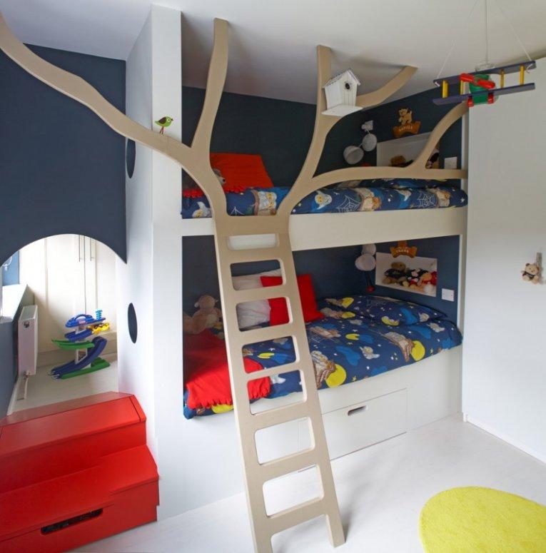 Зонирование детской комнаты: лучшие способы и нестандартные решения для создания уютного дизайна