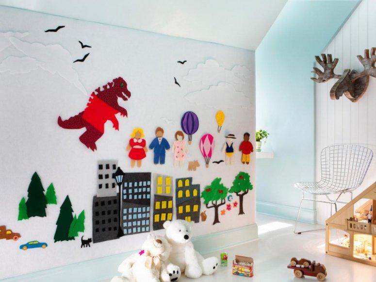Оформление детской комнаты: идеи по созданию стиля и основные правила организации комфорта
