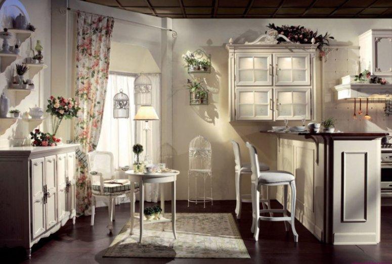 Кухня в стиле прованс: секреты и элементы стиля.