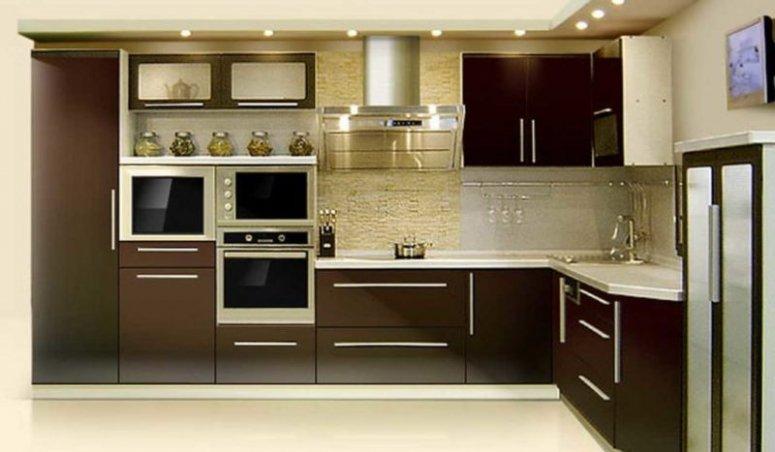 Мебель для кухни - новинки и идеи обустройства интерьера кухни красивой мебелью