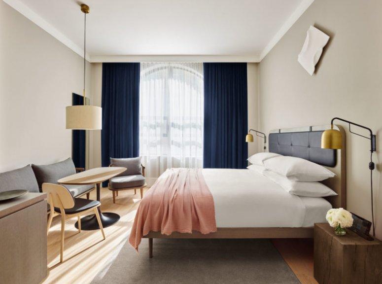 Ночники в спальню: обзор необычных вариантов оформления в интерьере спальни