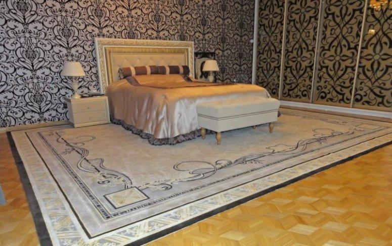 Ковер в спальню — какой выбрать?