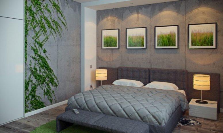 Спальни 18 кв. м. — модный и уютный дизайн в стандартной спальне