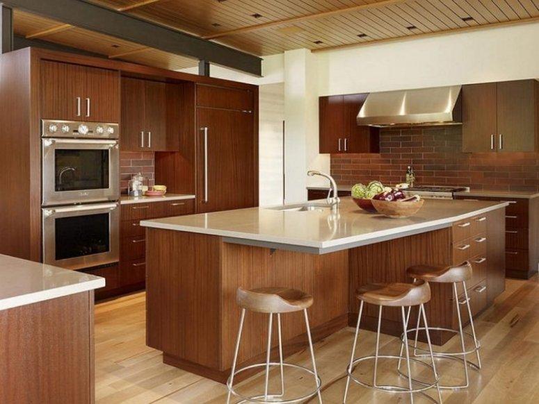 Модульные кухни — превосходный и современный дизайн