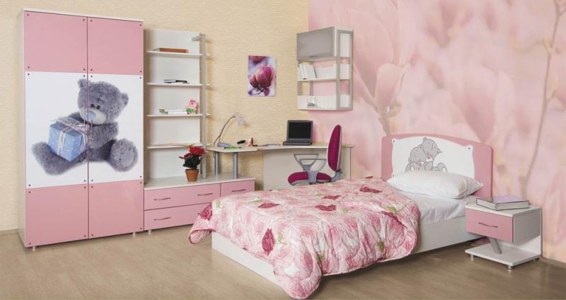 Как можно сделать комнату для девочки 9 лет