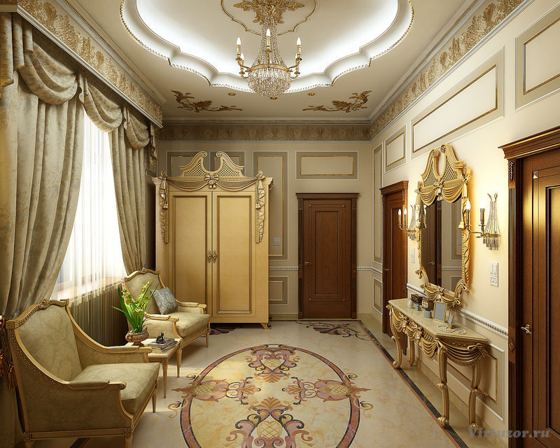 Интерьер киевских элитных квартир и домов фото