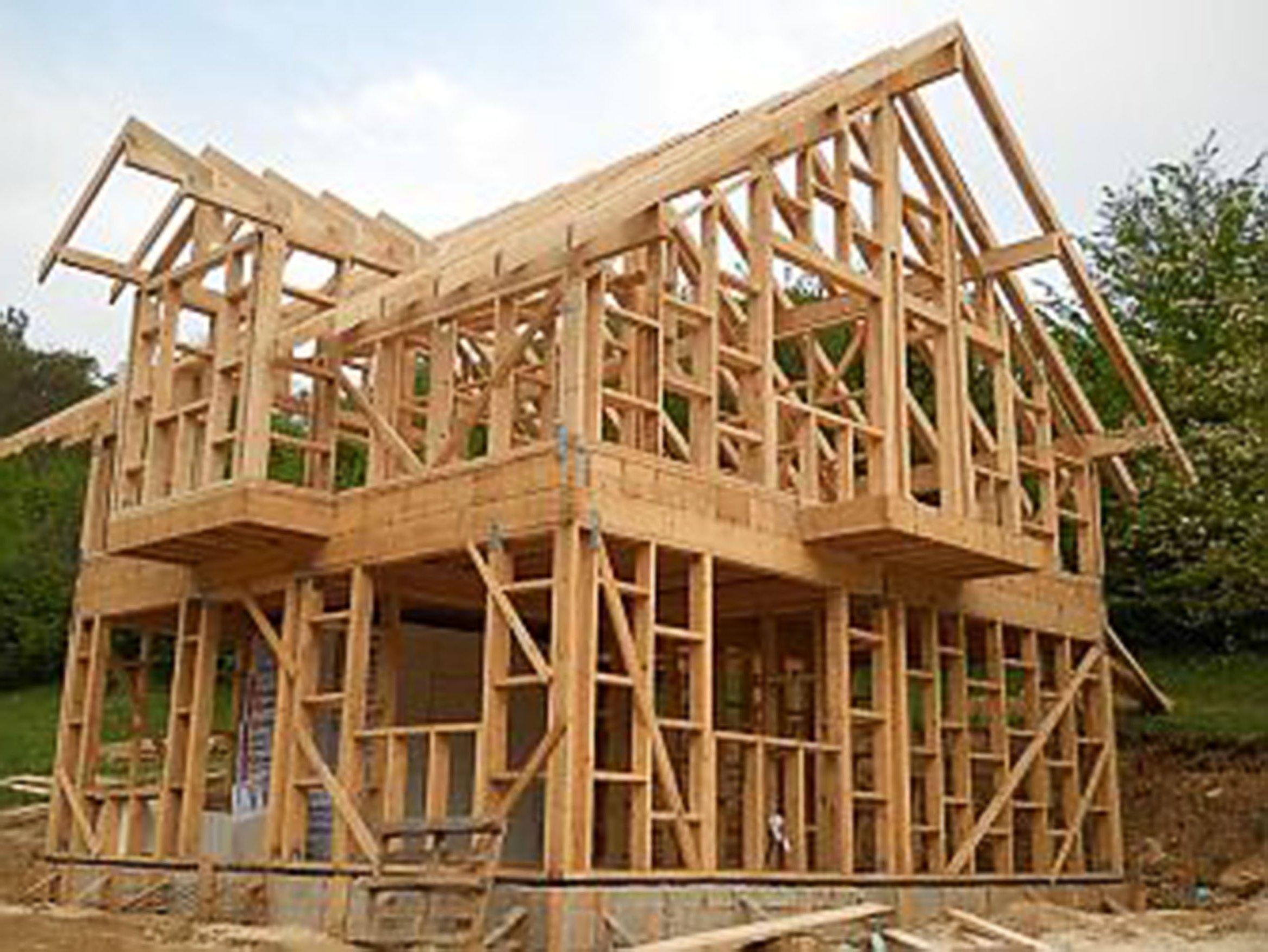 Построить здание своими руками