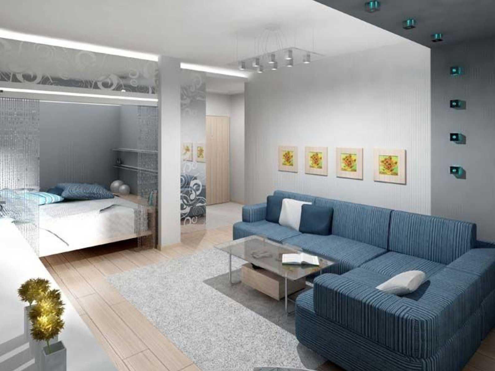 Идеи ремонта однокомнатных квартир фото