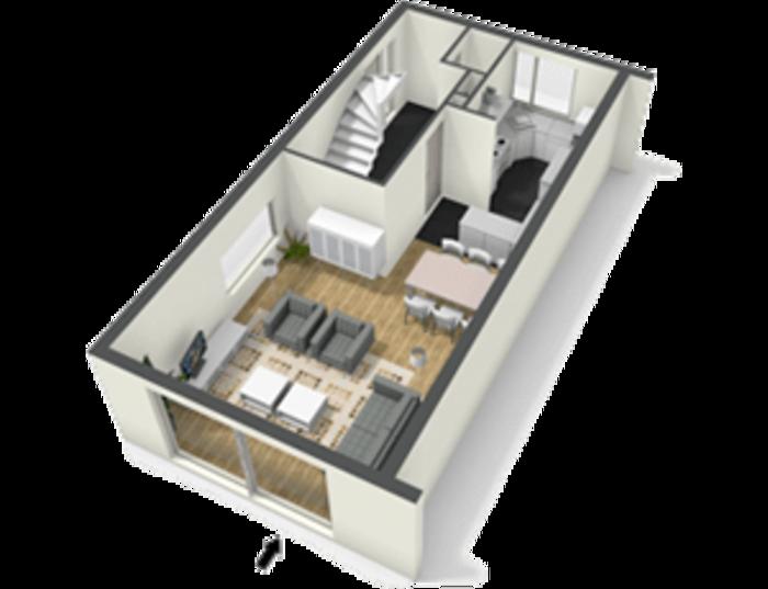 online model maker home mansion