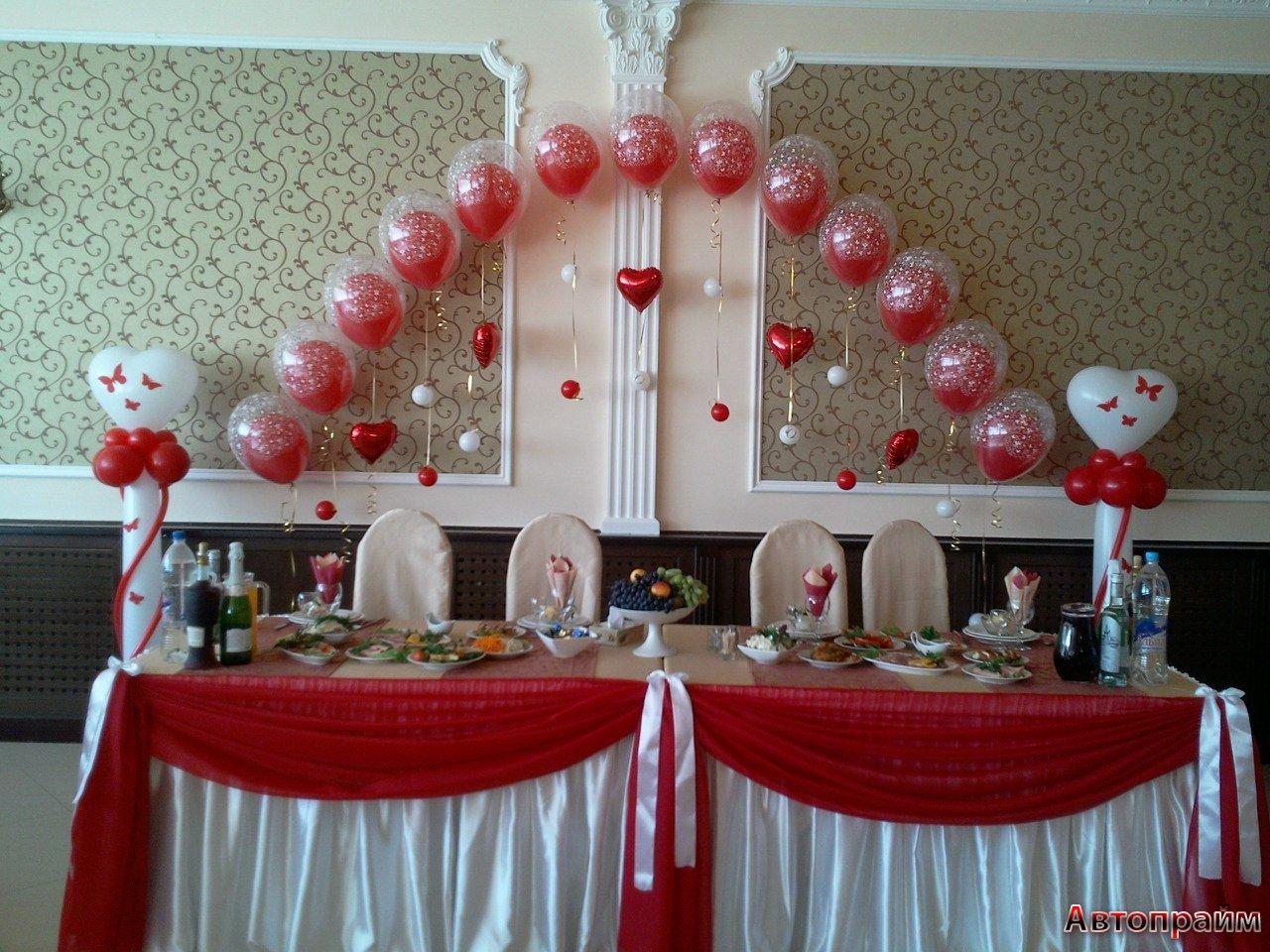 Декорации для свадьбы своими руками 15