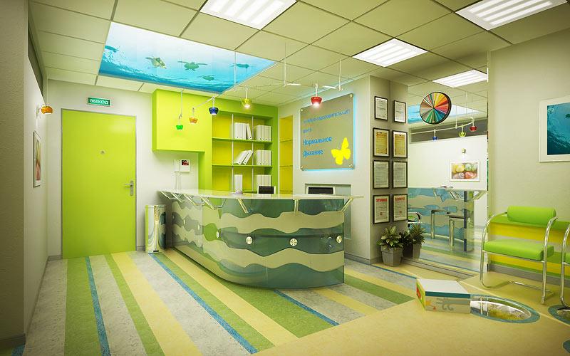 Фото дизайн детских центров.