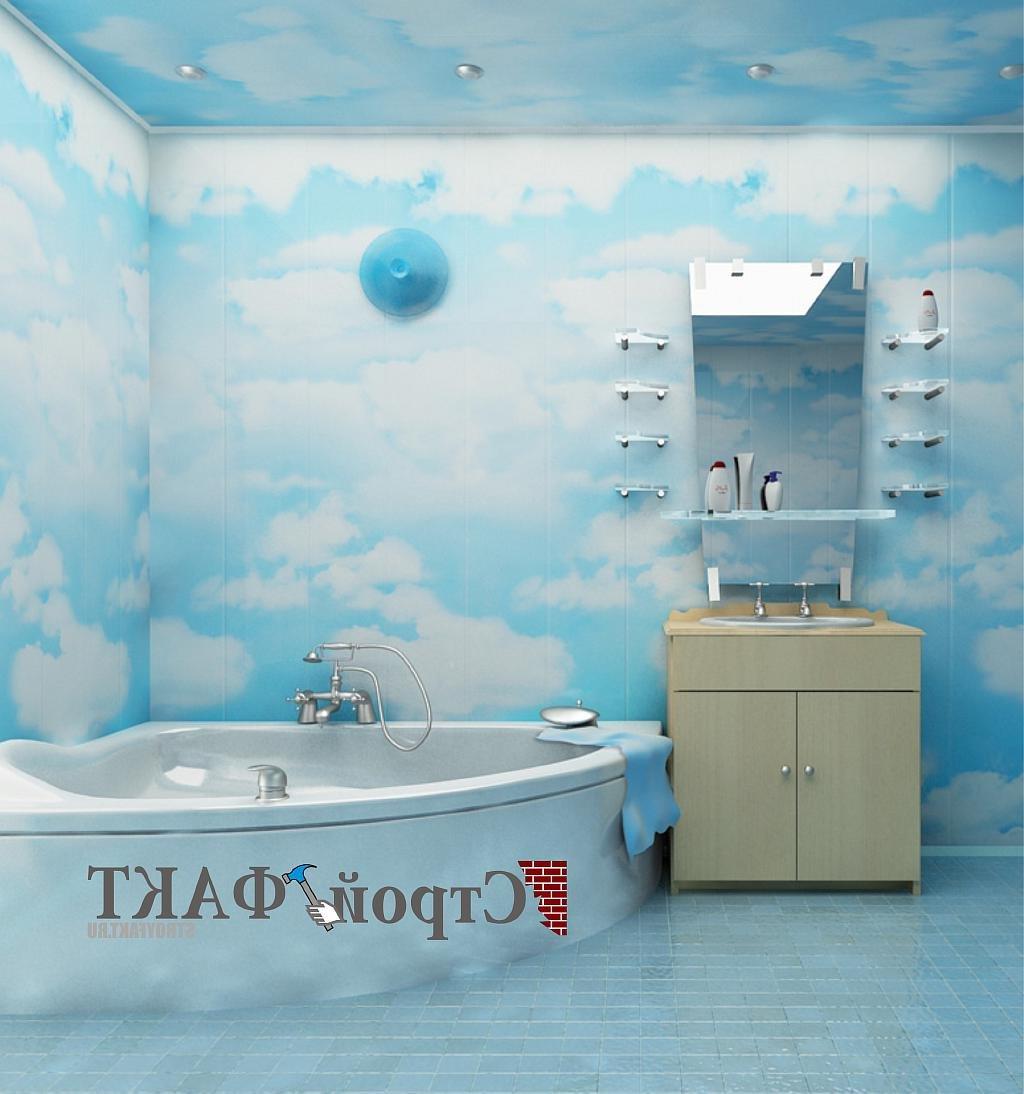 Дизайн пластиковые панели для ванной