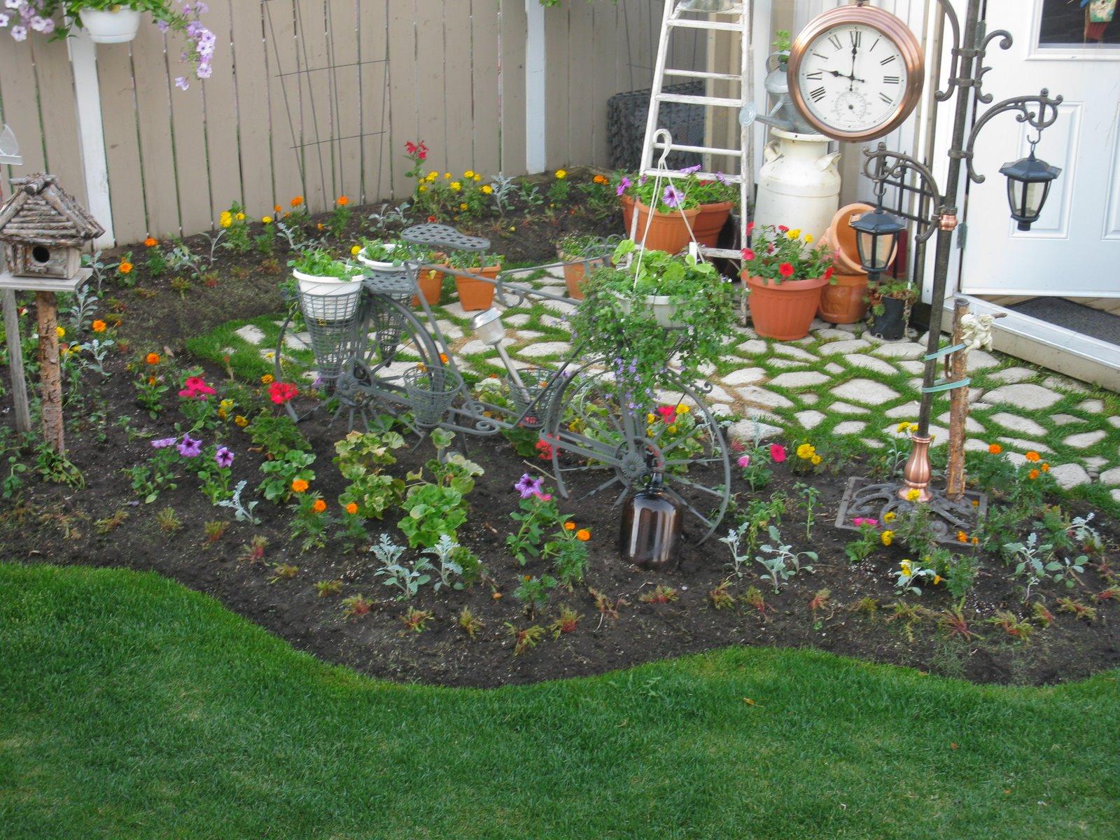 Дизайн сада своими руками ремонт
