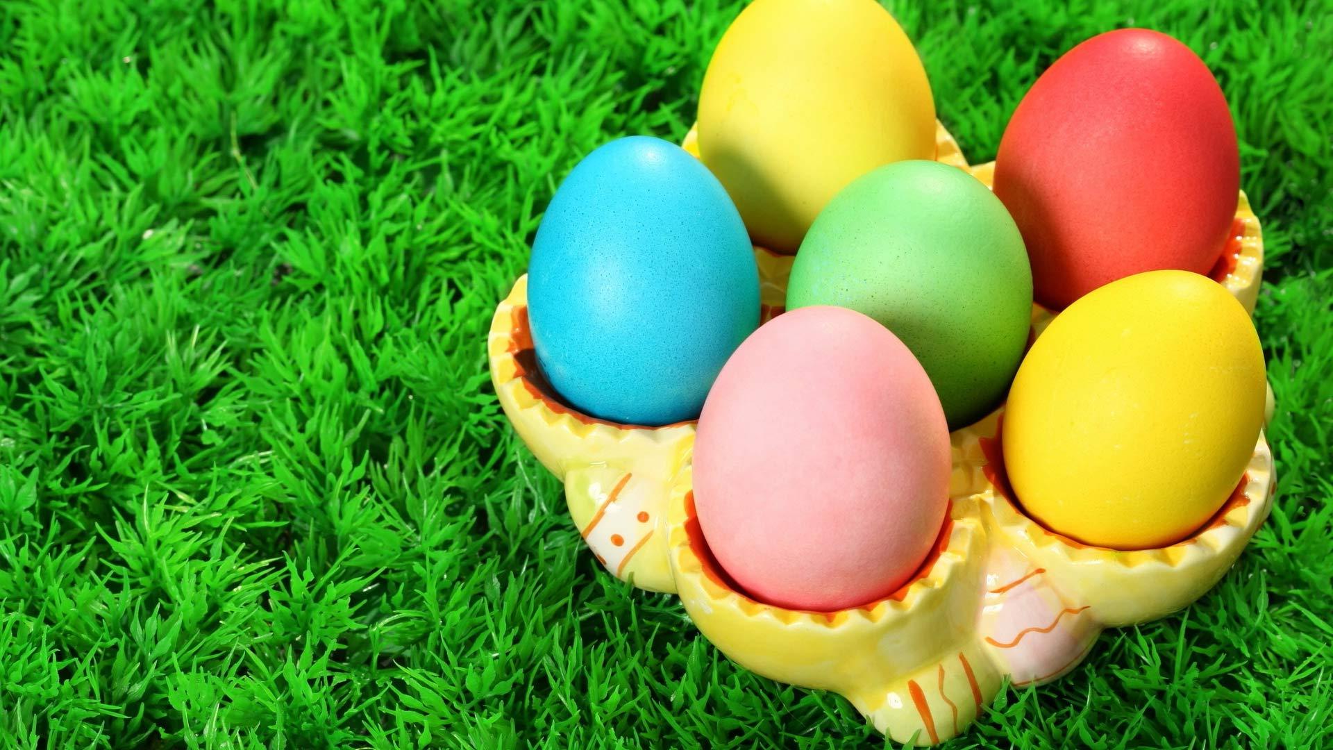 пасхальные яйца  № 1677865 загрузить