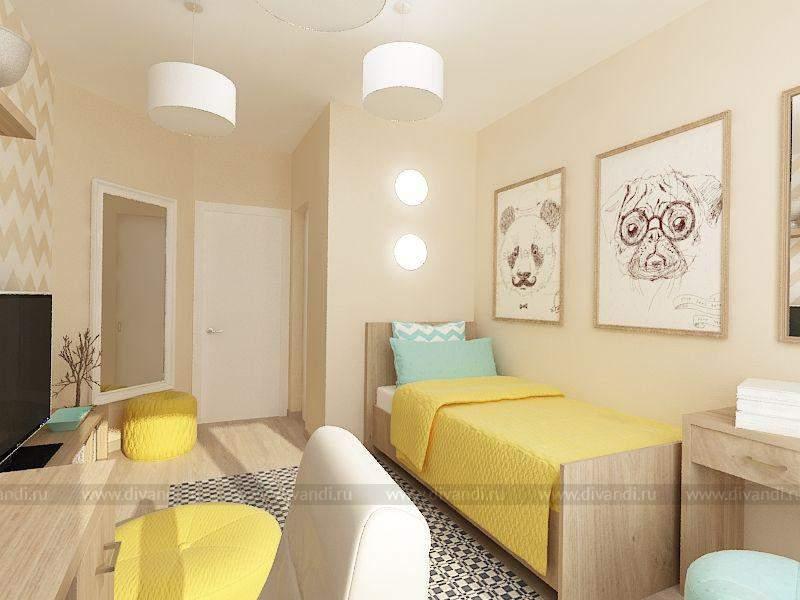 Комната молочного цвета дизайн