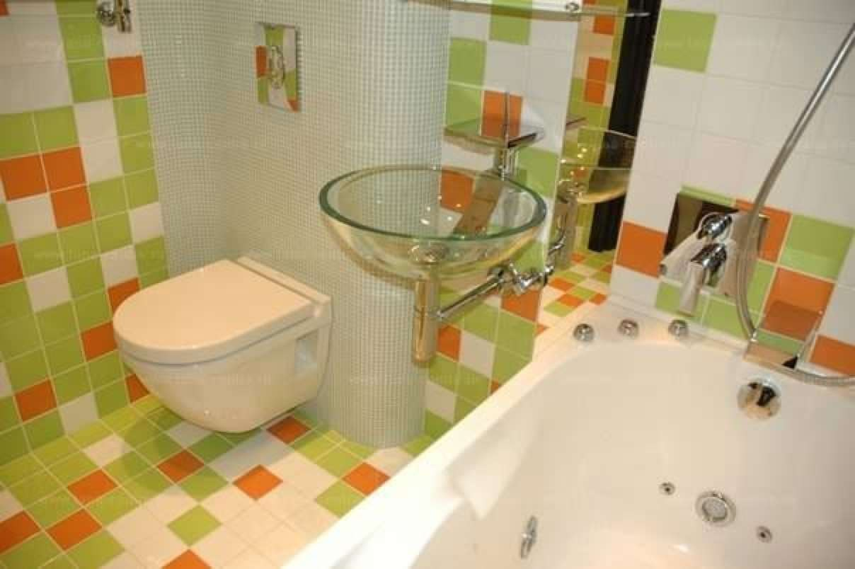 Ремонт в ванной комнате хрущёвки