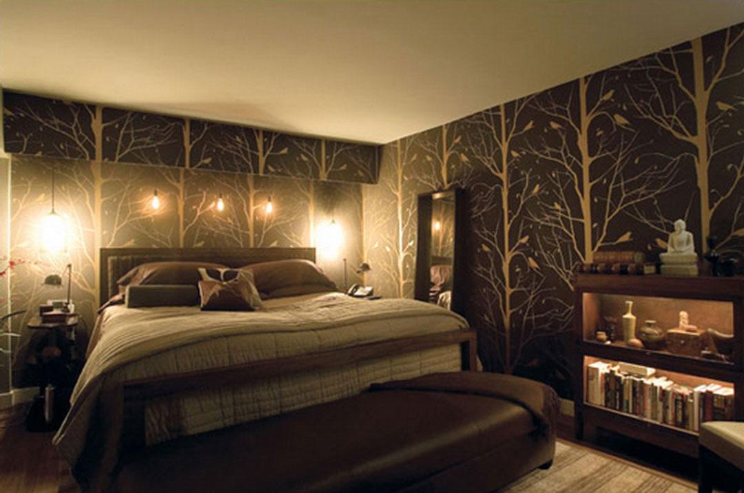 комната в коричневом стиле  № 1730748  скачать