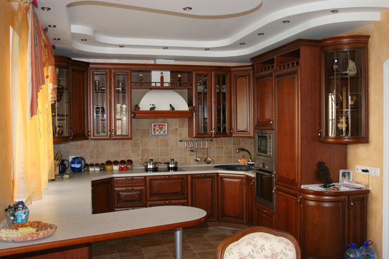 Кухни ремонт частное