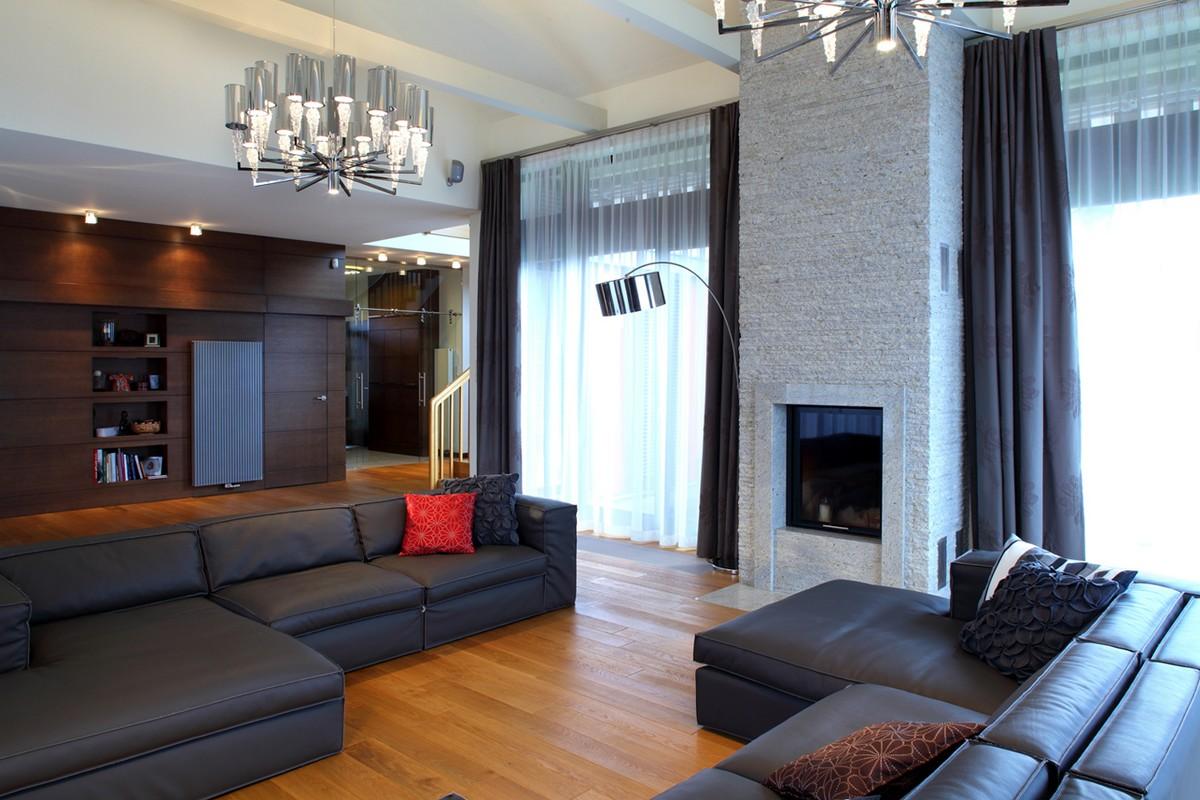 Ремонт гостиной 36 квм