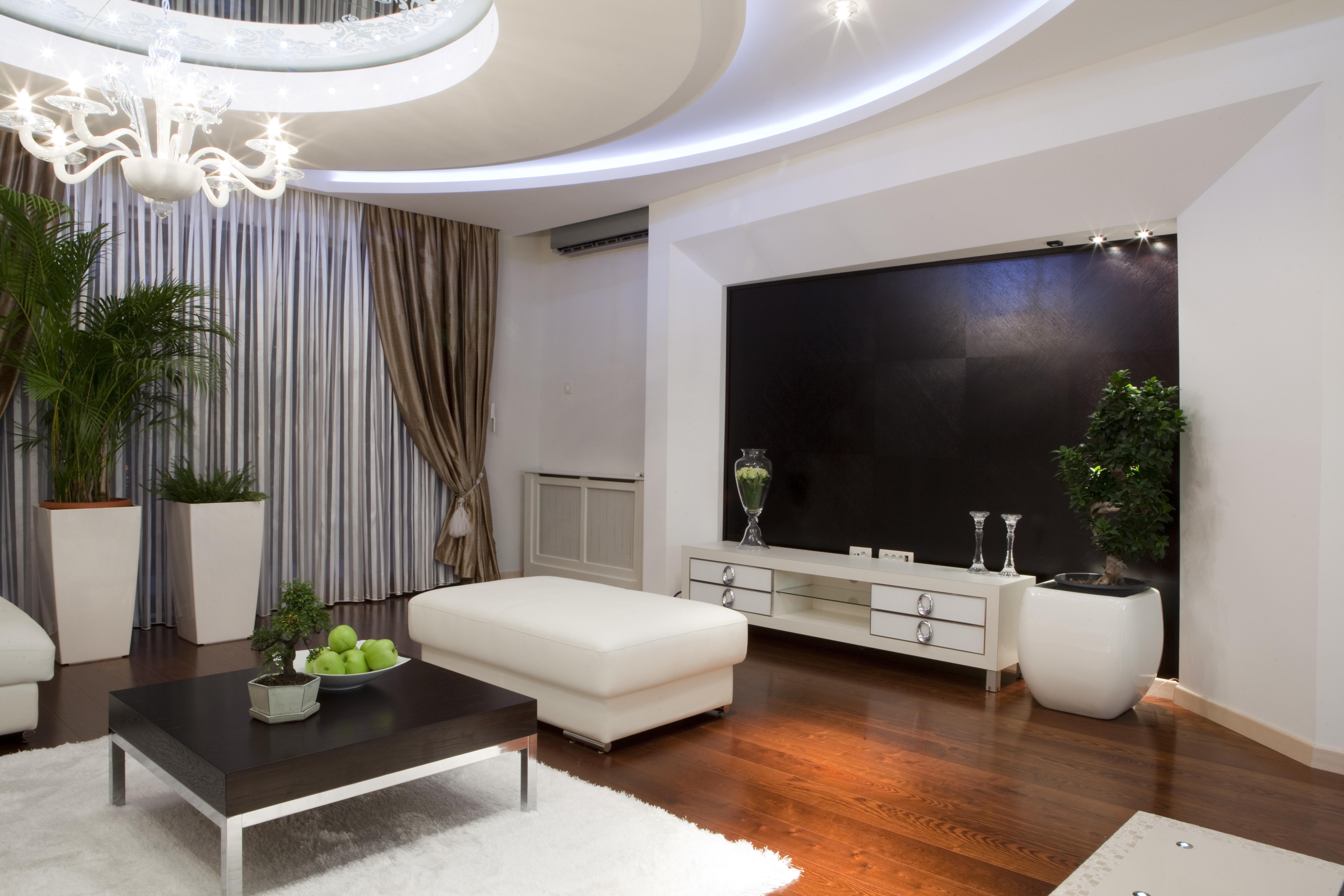 Интерьер в гостиной фото в частном доме