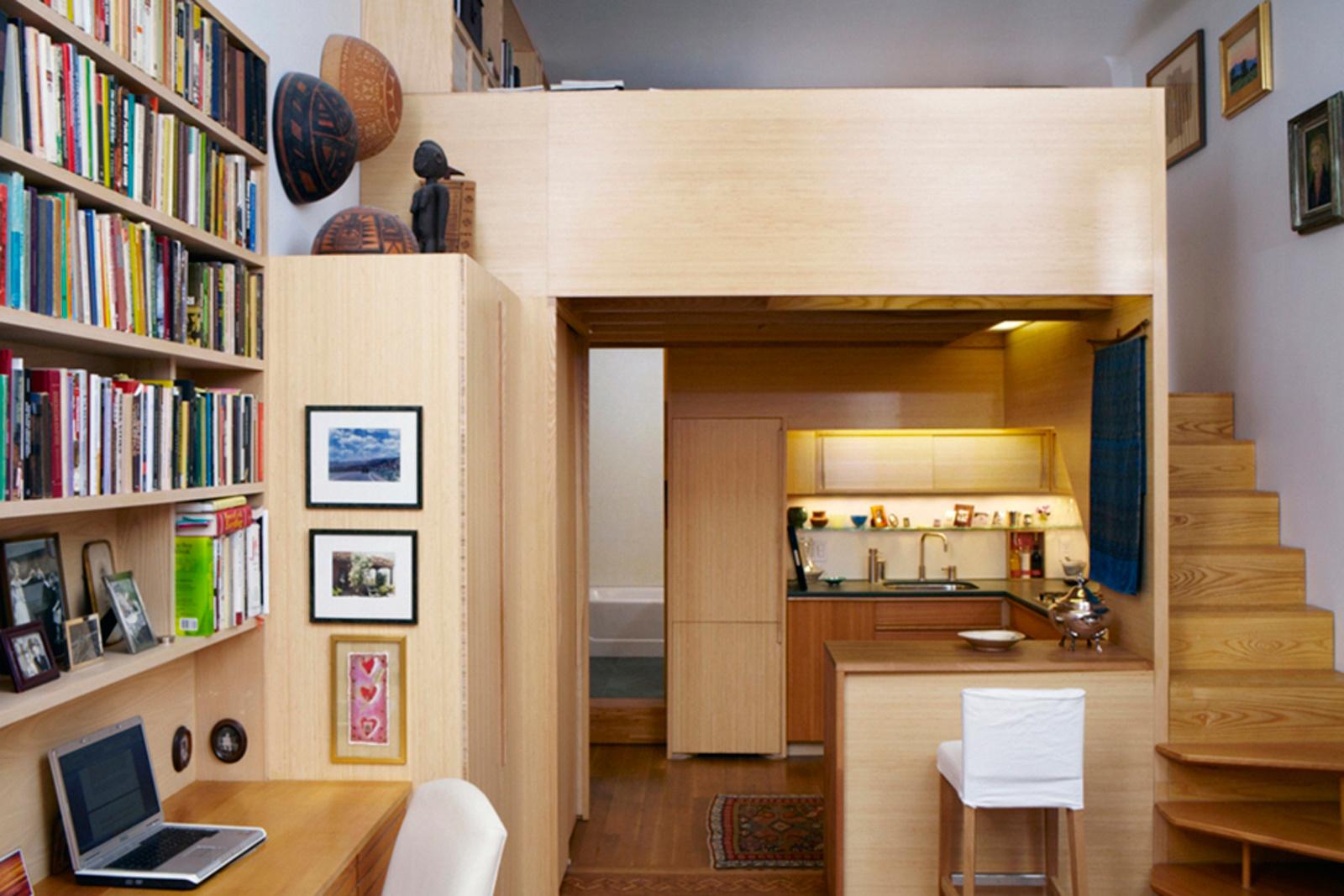 Дизайн квартир для маленьких квартир