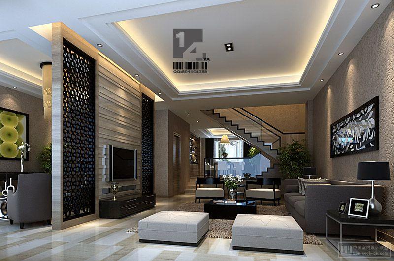 Варианты интерьера современного дома