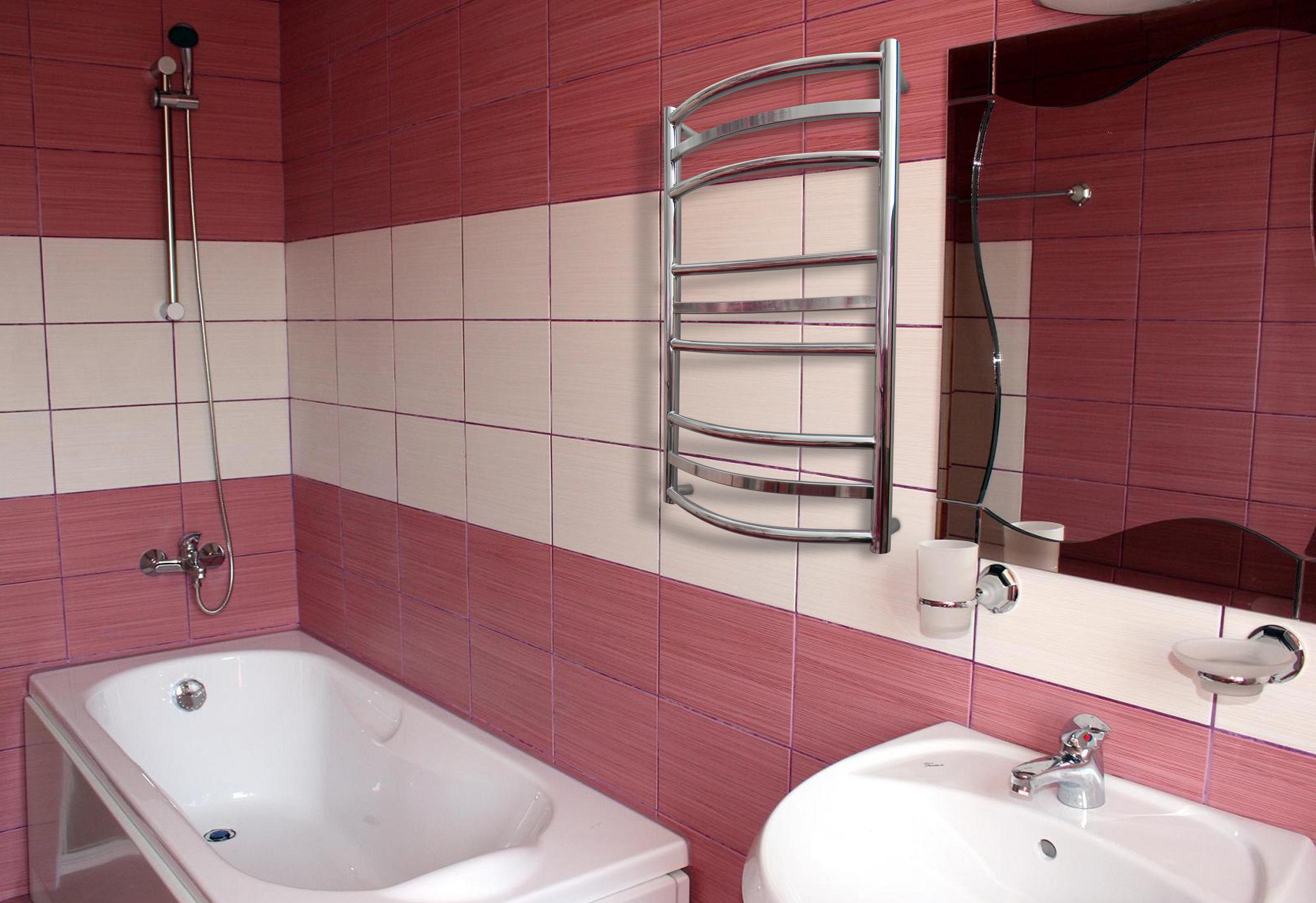 Ремонт ванной дизайн реальные недорого и красиво