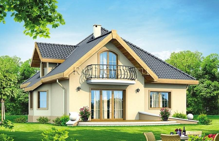 0614c9363e9d «Проекты одноэтажных домов и коттеджей с монсардою пользуются большой  популярностью у застройщиков и на то есть немало причин.