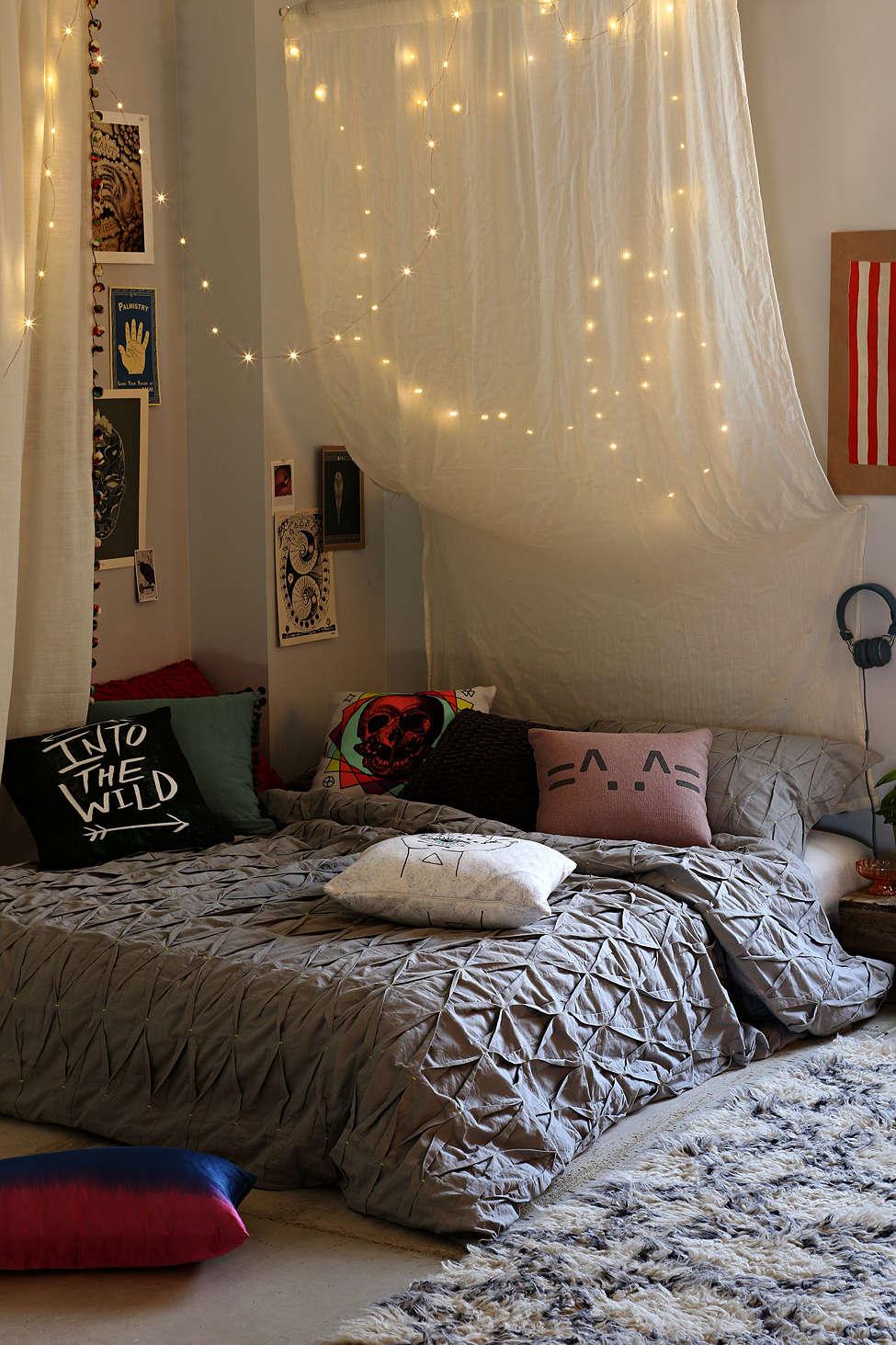 Дизайн комнаты своими руками для девушек