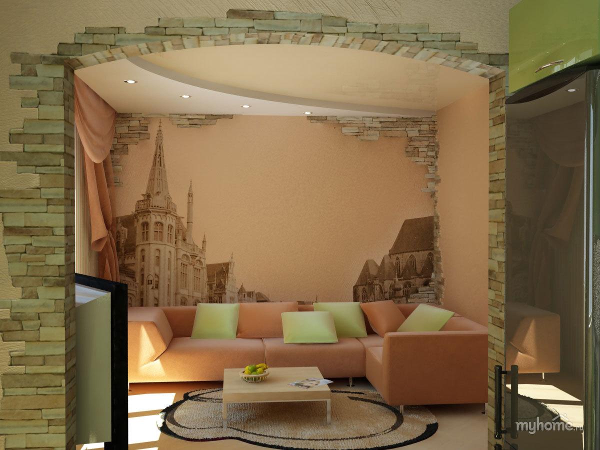 Дизайн комнат своими руками