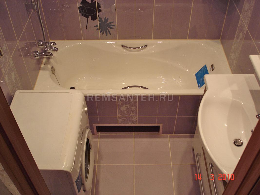Дизайн ванны 3 кв.м без туалета со стиральной машиной