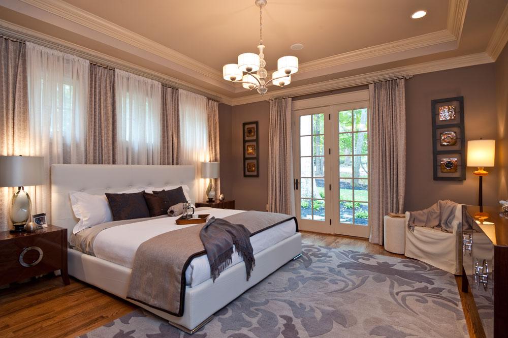 Дизайн интерьеров спальни в картинках