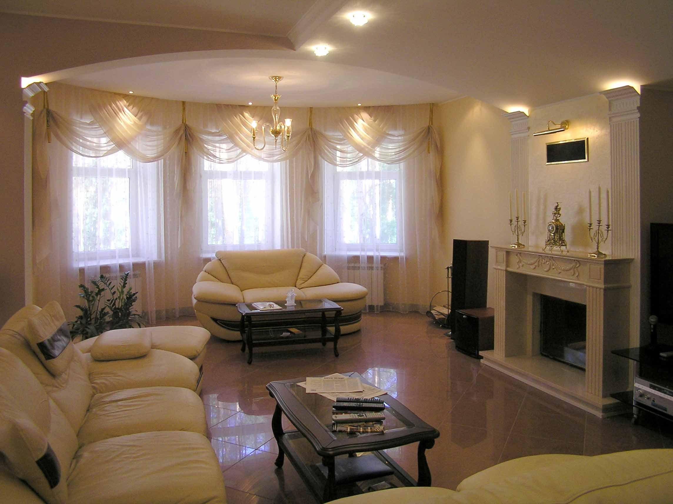 Дизайн залу у квартирі фото
