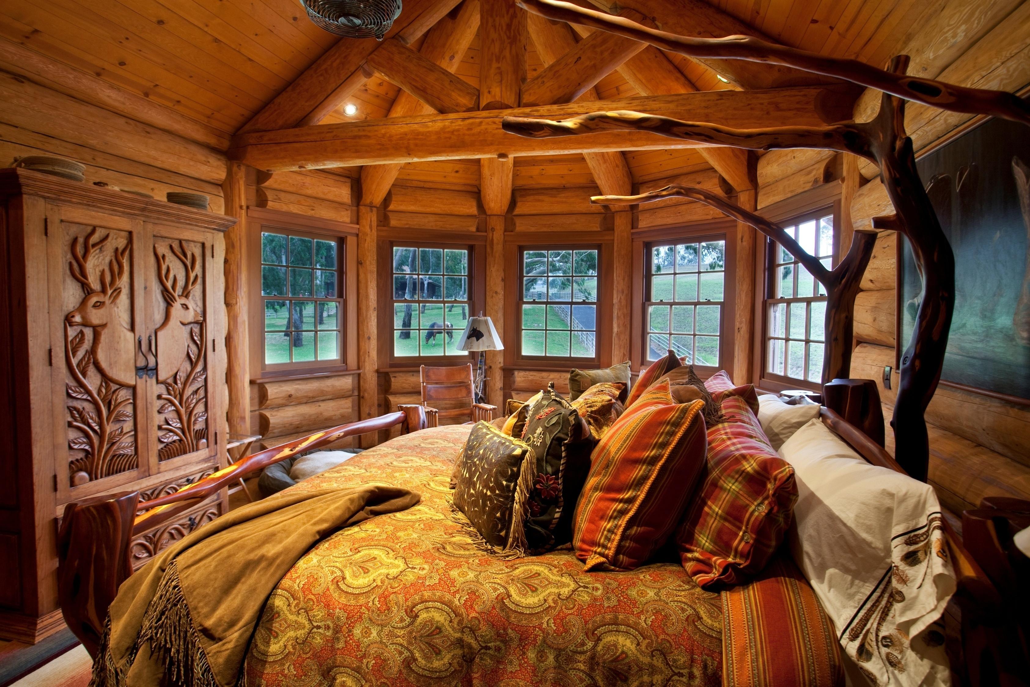 Уют в доме своими руками для деревянного дома