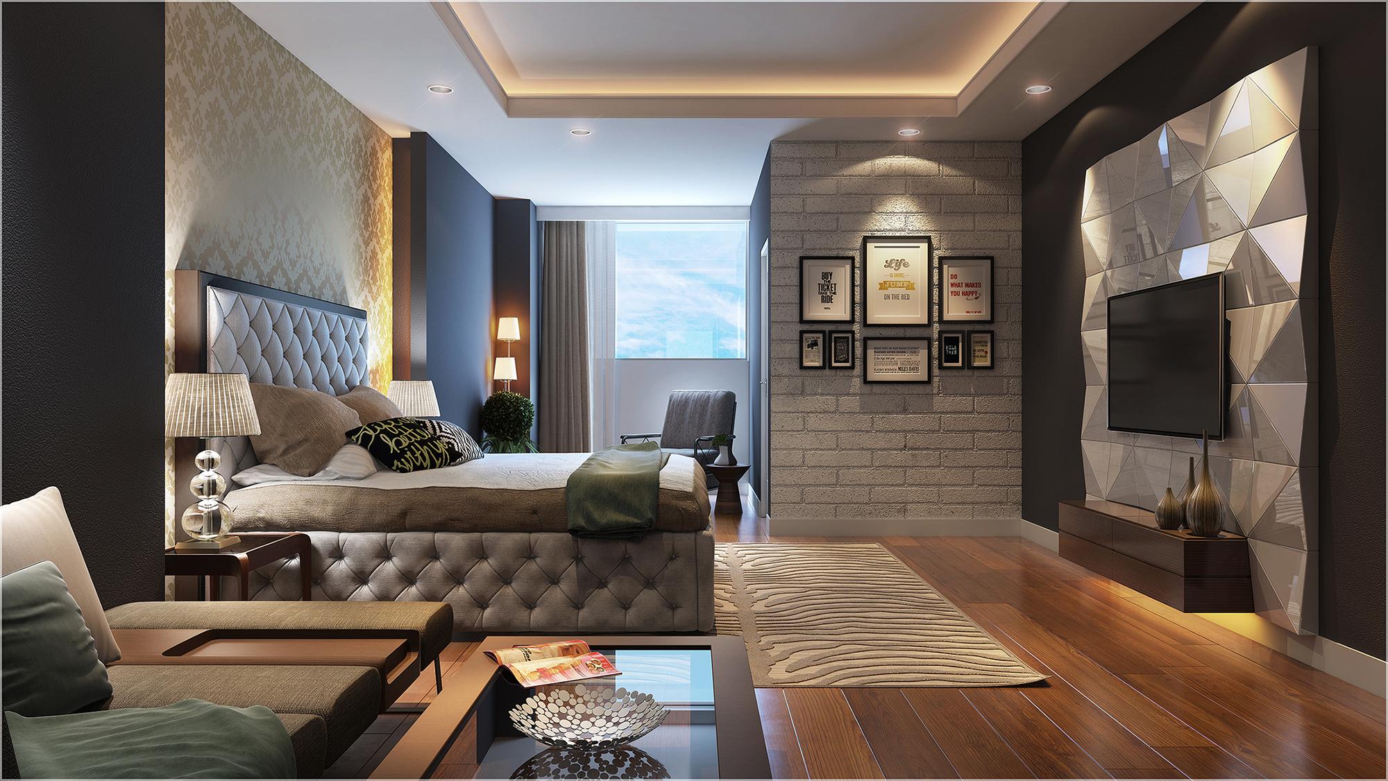 Фото интерьера и модного дизайна квартир
