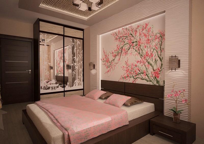 Спальня недорого своими руками