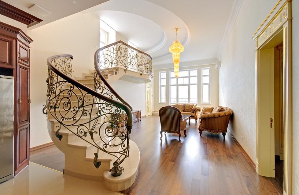 Самые шикарные ремонты квартиры