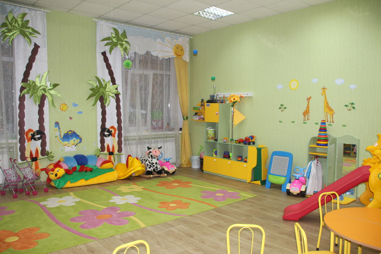 Оформление игровой комнаты в детском саду фото своими руками 77