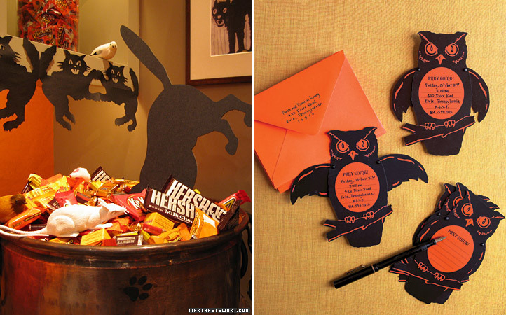 Комната на хэллоуин как сделать своими руками
