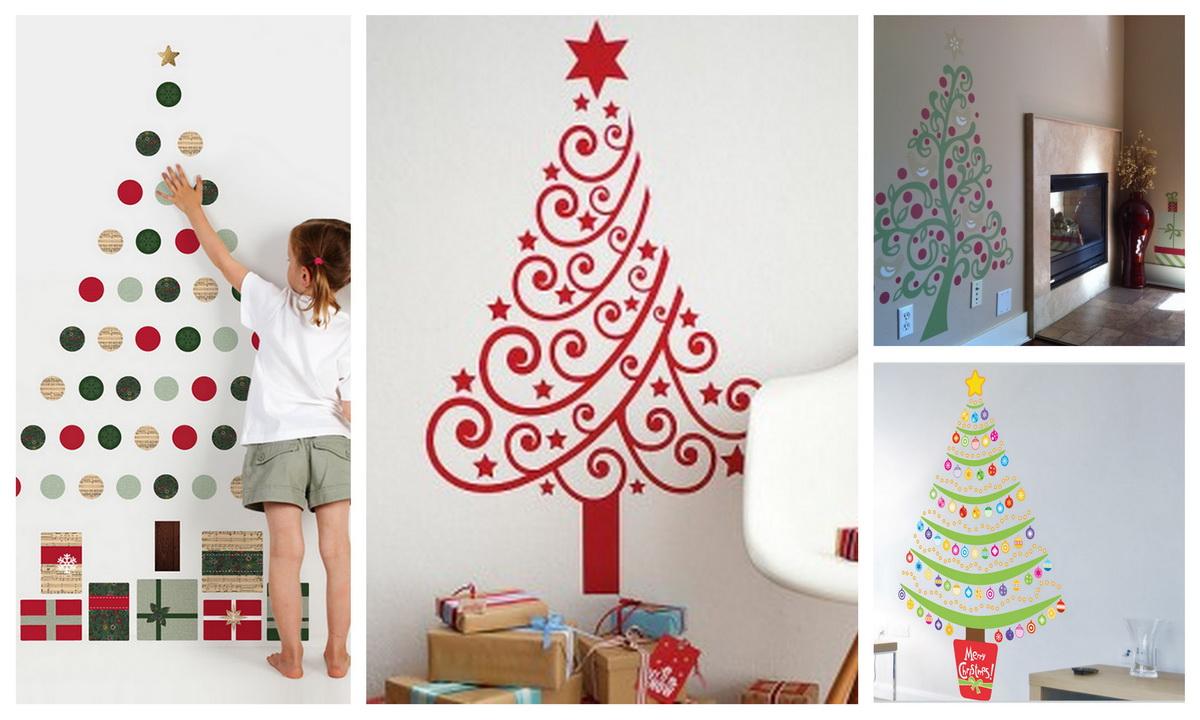 Новый год идеи оформления комнаты